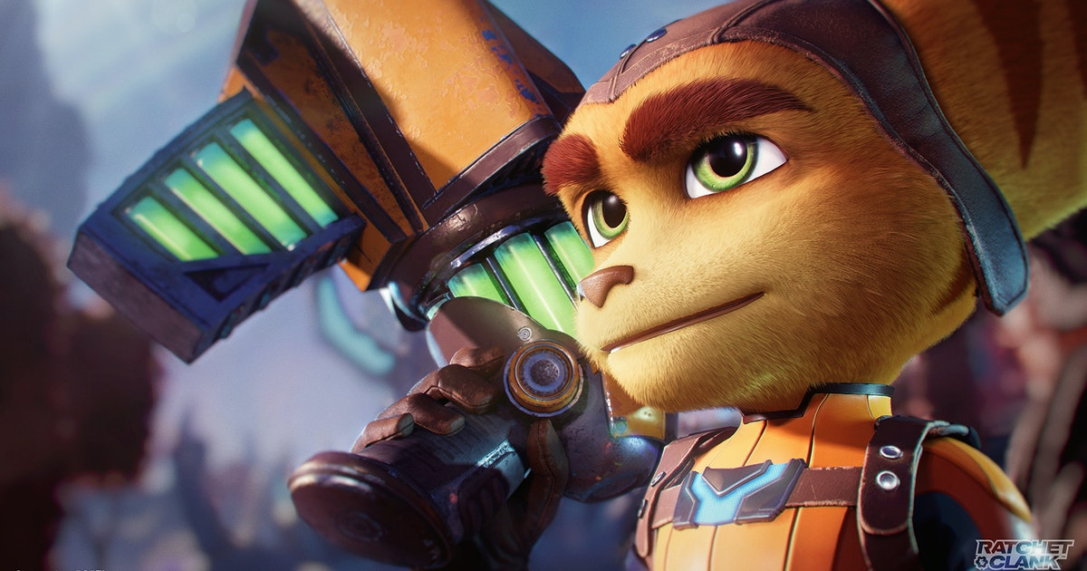 Family-friendly 'Ratchet Clank' franchise grows up with the PlayStation 5