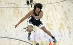 Jericho Sims participated in the NBA Draft Combine in Chicago earlier this month.