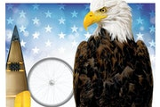 The Raptor Center will open again to the public; paddling options abound; and a Fourth of July cycling events returns.