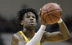 In 2020, Daniel Oturu became the first Gophers men's basketball player drafted in 16 years.