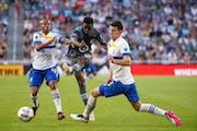 Minnesota United FC extends unbeaten streak with a draw against San Jose