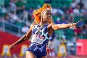 The IOC has banned Sha'Carri Richardson from the Olympics over a positive marijuana test.