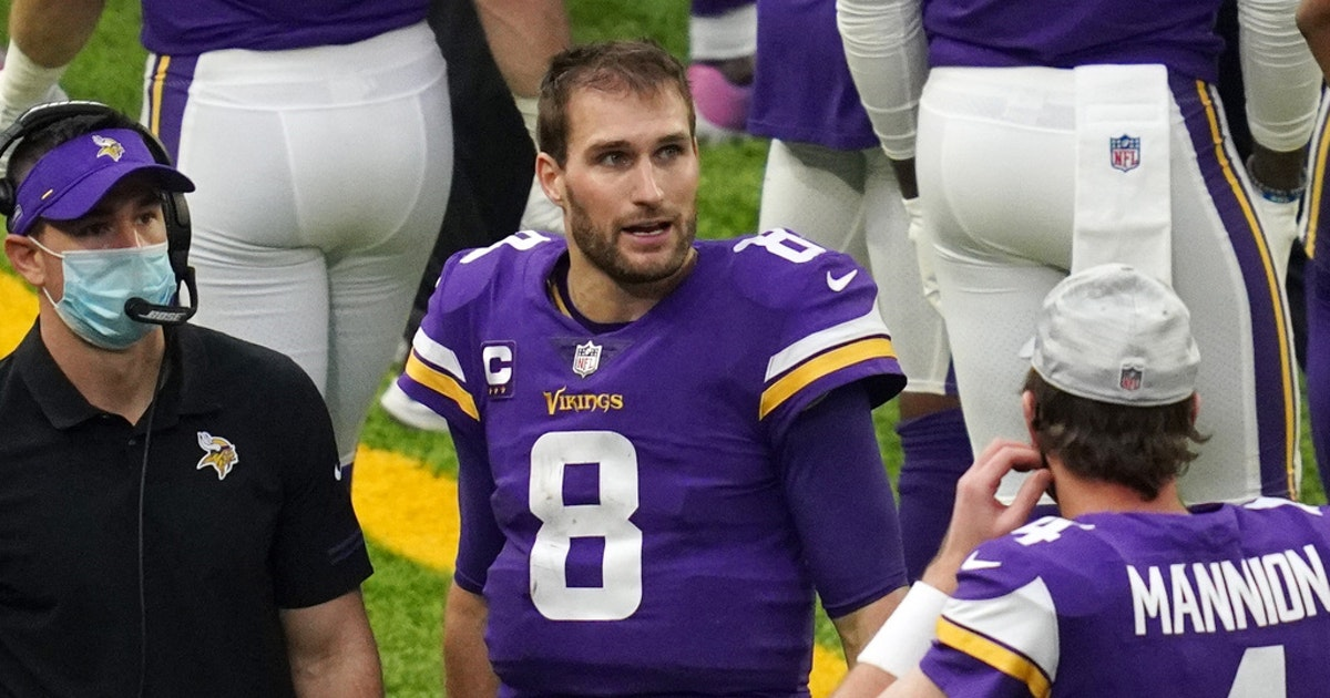 OPINION EXCHANGE   I'm through with the Vikings