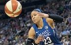 Maya Moore has taken a sabbatical from the Minnesota Lynx.