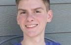Evan Erickson, 17, is one of five teens on the U.S. team.