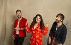 Formerly called Lady Antebellum, Lady A is made up of Charles Kelley, Hillary Scott and Dave Haywood.