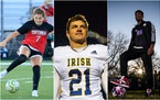 Fall Metro Athletes of the Year include Khyah Harper of Centennial, Jake Ratzlaff of Rosemount and Ramzi Ouro-Akondo of Southwest.