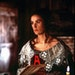 """Demi Moore as Hester Prynne in the 1995 film adaptation of Nathaniel Hawthorne's 1850 novel """"The Scarlet Letter."""""""