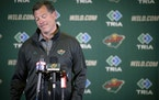 """""""It's a tough day,"""" Wild General Manager Bill Guerin said after the team bought out the contracts of Ryan Suter and Zach Parise on Tuesday."""