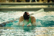 Megan Schultze, Coon Rapids girls' swimming, senior, 2020-21. Submitted photo