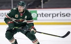 Zach Parise was dismissed by the Wild on Tuesday.