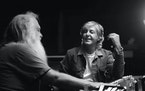 """Paul McCartney sits down for a rare interview with producer Rick Rubin in """"McCartney 3,2,1."""""""