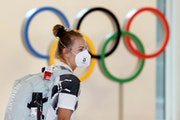 Athletes have arrived in Tokyo but there won't be many international travelers who follow.