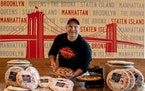 Pasquale Presa, an Italian immigrant by way of New York, left a career as a corporate chef to open a pizzeria in Rochester that has grown to 35 employ