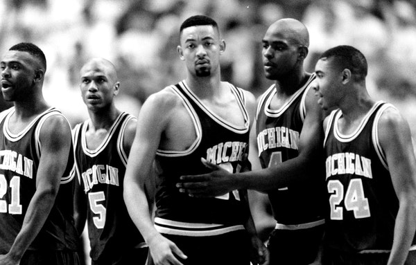 When the Fab Five came to town and changed the game for good