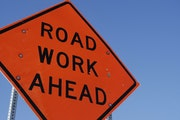 End road work....but when?