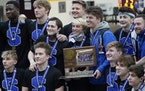 Talented Simley wrestling took dominance to new level this season