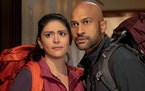 """Cecily Strong and Keegan-Michael Key find themselves trapped in """"Schmigadoon!"""""""
