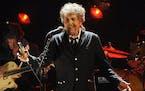 Bob Dylan/ AP file photo by Chris Pizzello