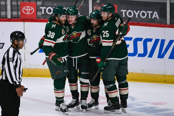 Wild announces six-game preseason schedule, including three at the X