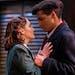 """Siena Forest (Mimi) and Darrius Morton (Rodolfo) reprise their roles in Theater Latté Da's """"La Bohème."""""""