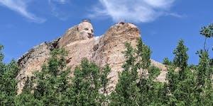A nostalgic return to South Dakota's Black Hills focuses on two famous names