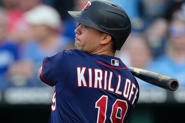 Kirilloff will have wrist surgery; Twins recall Astudillo from St. Paul