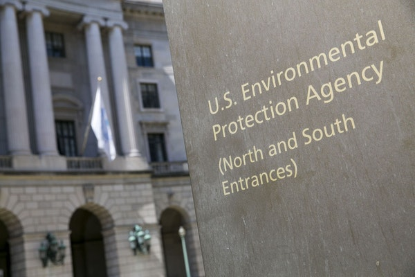 """The U.S. House passed a bill directing the Environmental Protection Agency (EPA) to set levels for """"forever chemicals."""" (Photo: Kristoffer Trippla"""