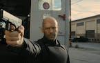 "Jason Statham in ""Wrath of Man."""