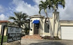 A home for sale in March in Surfside, Fla.