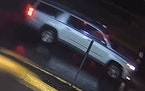 Authorities investigating a fatal road-rage shooting on Hwy. 169 in Plymouth say they are looking for a silver Chevrolet Suburban LT made between 2015