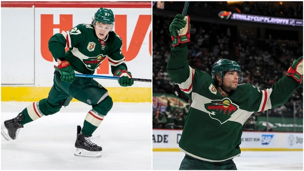 Kaprizov, Fiala signings remain on Wild GM Guerin's to-do list