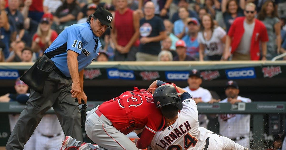 Nelson Cruz trade overshadows Twins' 3-2 loss to Angels