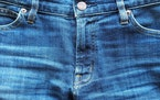 What have they done to denim?