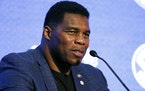 Herschel Walker was a football hero at the University of Georgia before his long NFL career. He's a business owner whose chicken products are distri