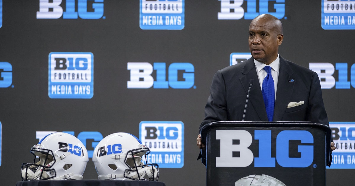 Big Ten football title game could move to new venues, including U.S. Bank Stadium