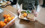 There are many opportunities for Minnesota school kids to get free summer meals this year. Star Tribune file photo by Glen Stubbe