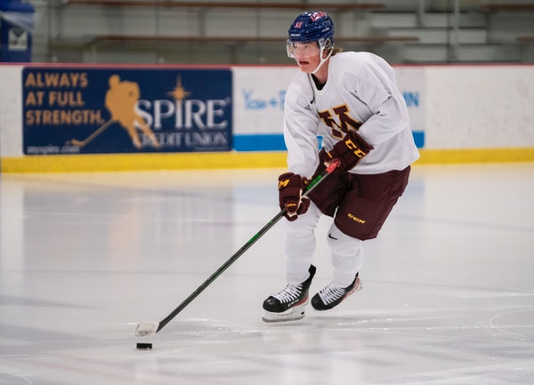 Future Gopher Lucius taken 17th overall by Winnipeg in draft