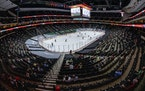 The Wild started Day 2 of the NHL draft by selecting Grand Rapids defenseman Jack Peart.