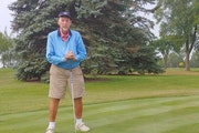 Gordy Anderson, 100, will be the honorary starter for the 100th edition of the Resorters golf tournament, set for Aug. 1-7 at Alexandria Golf Club.