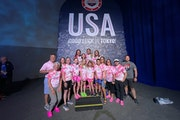 Apple Valley's Riptide Swim Club went to Omaha last month to back Regan Smith's quest to the Tokyo Olympics.