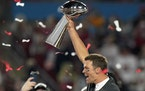Few expected Tom Brady to hoist the Lombardi Trophy for a seventh time earlier this year. Can he make it eight with a repeat championship for the Bucc