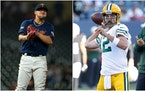 Big takes: Reusse on Jose Berrios, Aaron Rodgers and more
