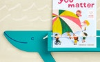 Target has partnered with children's author and illustrator Christian Robinson on a new collection.