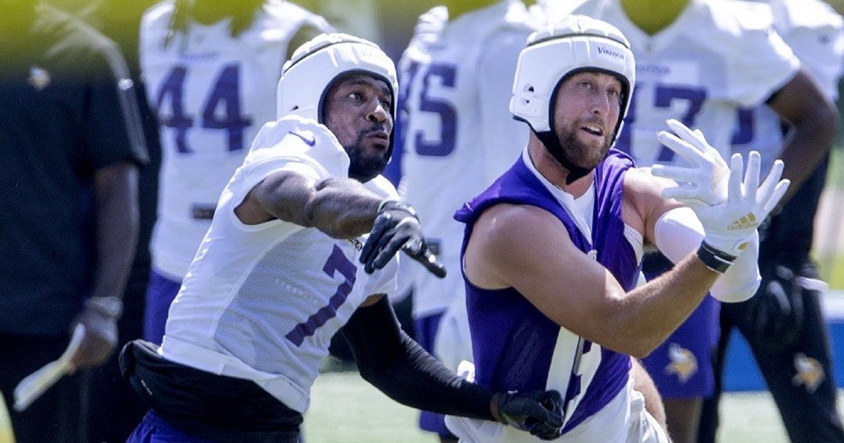 Vikings training camp position preview: Defensive backs