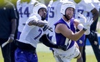 Vikings training camp preview: Last year's cornerbacks buried on depth chart