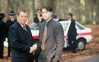 """John Nettles and Daniel Casey in """"Midsomer Murders."""""""