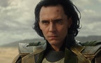 """Tom Hiddleston is the Norse god of mischief in """"Loki."""""""