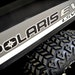 Polaris expects production of its electric all-terrain vehicles to start in December.