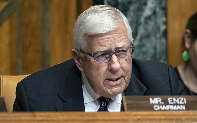 Recently retired U.S. Sen. Mike Enzi of Wyoming died Monday, July 26, 2021. He was 77 years old.